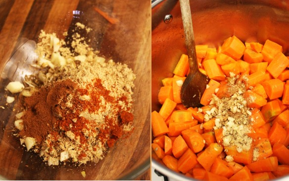 Carrot Dip 3