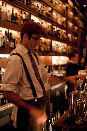 Rickhouse Bartender