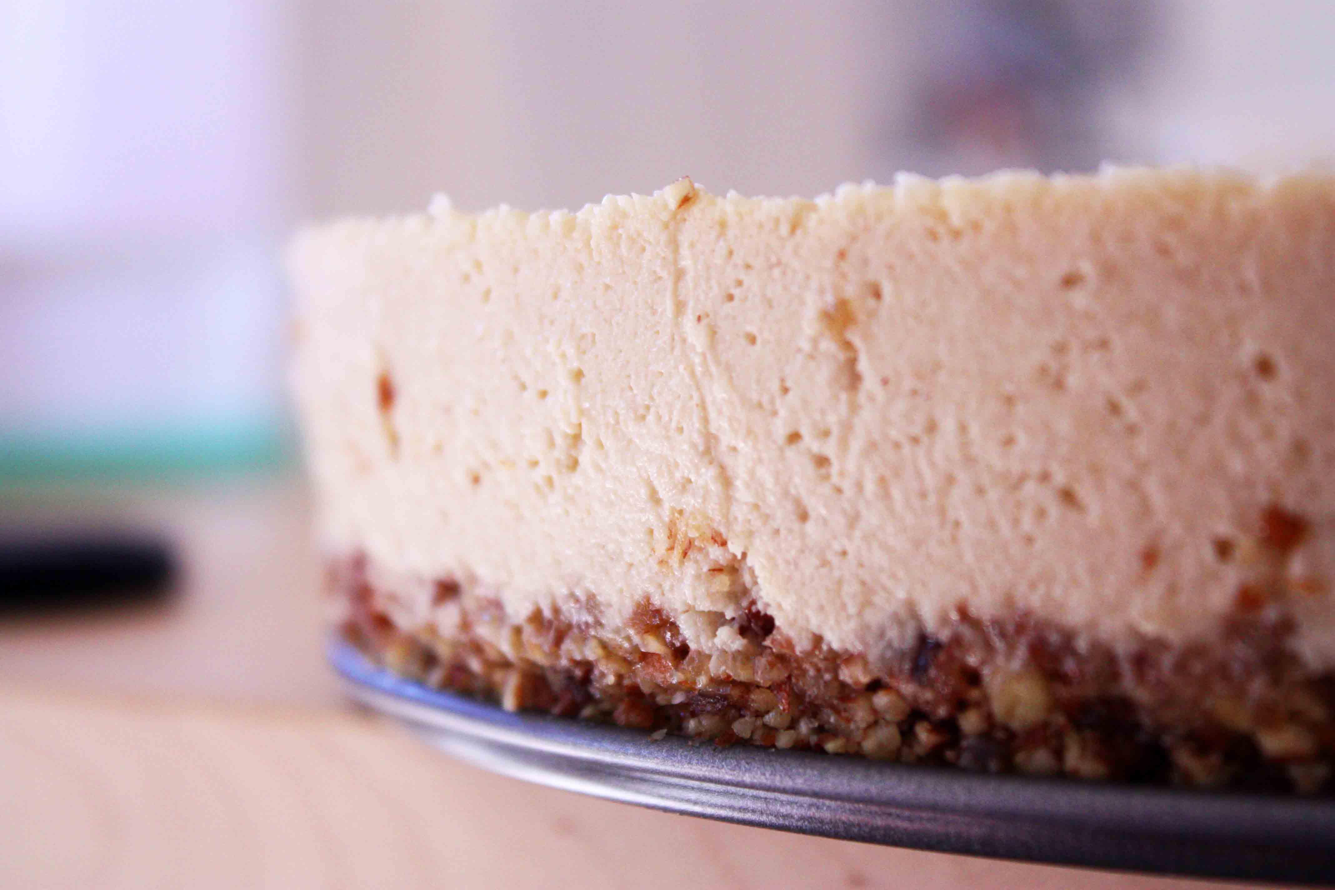vegan cheesecake 6
