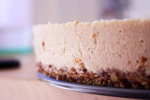 vegan cheesecake 6