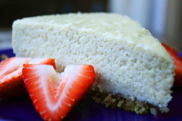 vegan cheesecake 8
